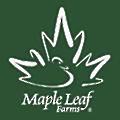 Maple Leaf Farms logo