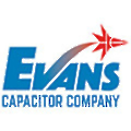 Evans Capacitor Company logo