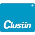 Clustin logo