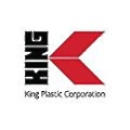 King Plastic logo