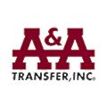 A&A Transfer logo