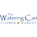 The Watering Can Flower Market logo