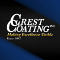 Crest Coating logo