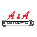A&A Bolt & Screw logo