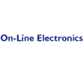 On-line Electronics logo