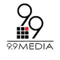 9.9 Media logo