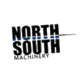 North South Machinery logo