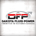 Dakota Fluid Power logo