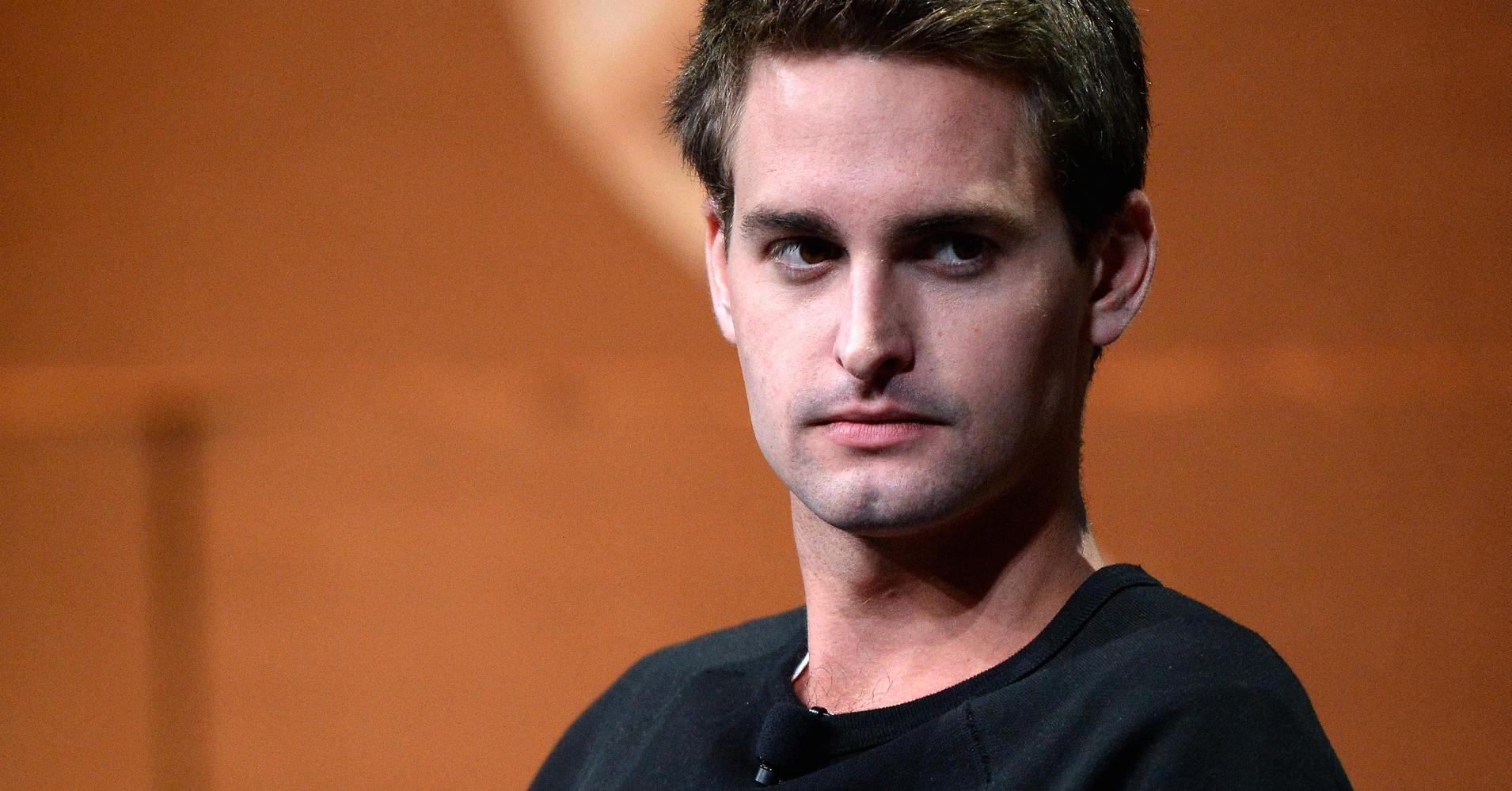 Meet 26-year-old billionaire and Snap CEO Evan Spiegel, who just filed a $3 billion IPO